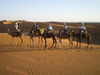 Combined Trek & Desert Tour in the Atlas Mountains